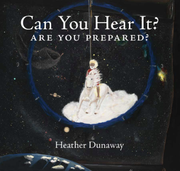 book cover of can you hear it by heather dunaway